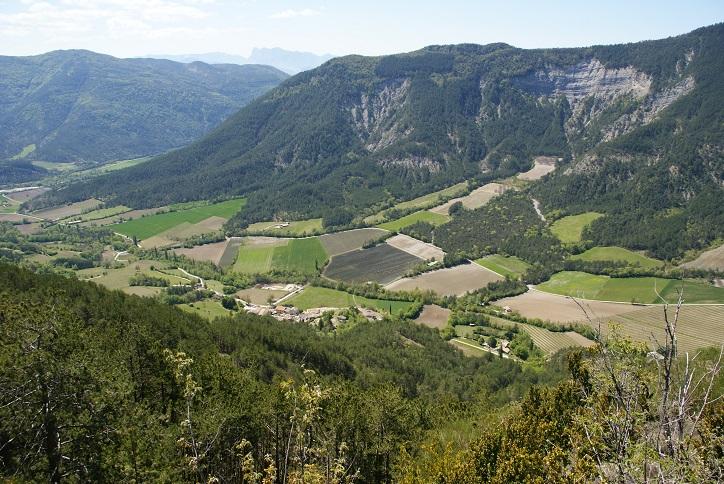 Diois_site Parcours paysages