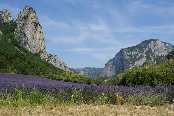 Site Parcours paysages - Poupounne Saoû