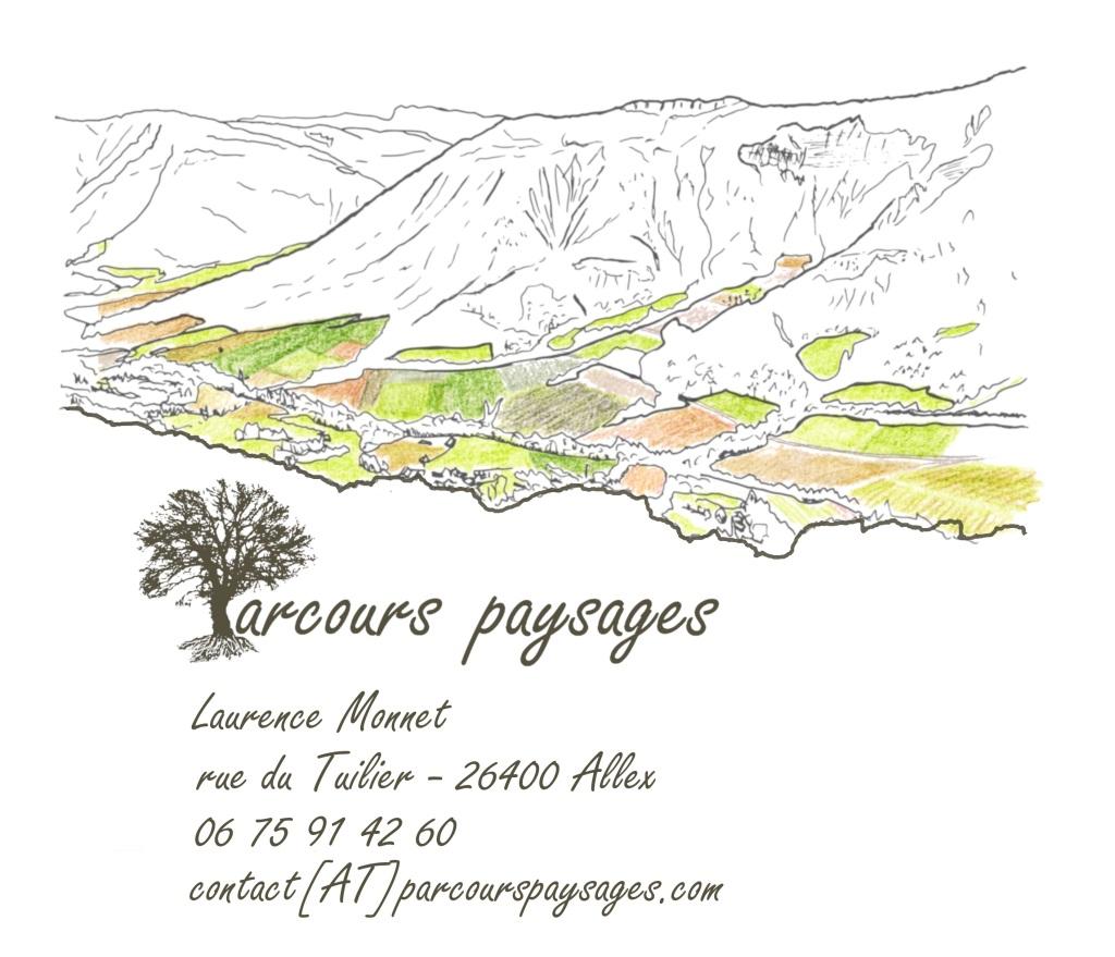 Parcours paysages - Laurence Monnet - 06 75 91 42 60